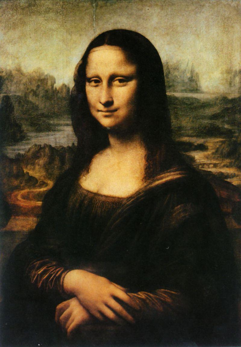 Улыбка Джоконды