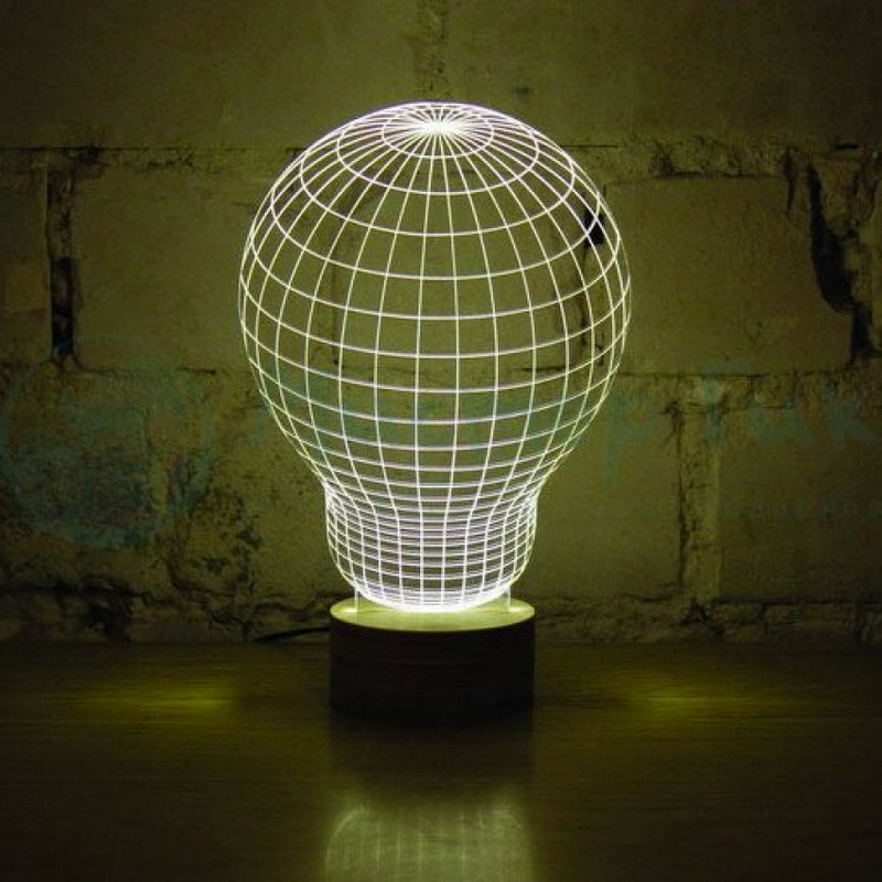 3D-лампа