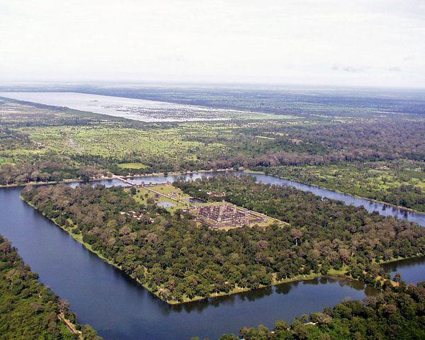 Ангкор-Ват реальный и мифический