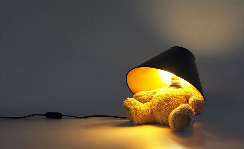 Лампа Teddy Bear
