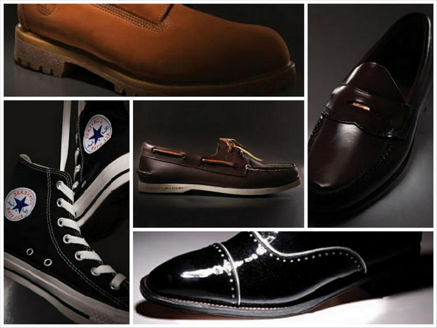 25 культовых пар обуви