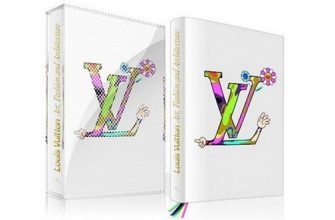 "Louis Vuitton выпускает 400-страничный альбом ""Art, Fashion & Architecture"""