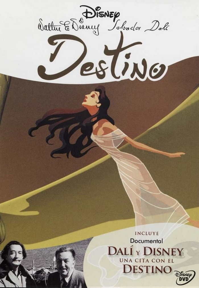 Судьба - Destino (Salvador Dali - Walt Disney) video