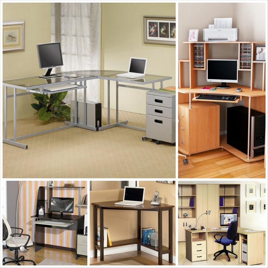 Даешь компьютерные столы стеклянные и не только в каждый дом!