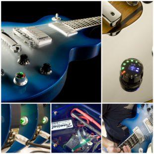 Самонастраивающаяся гитара от Gibson