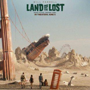 Затерянный мир / Land of the Lost (2009)