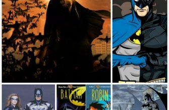 Бэтмен - начало эпохи комиксов и супергероев