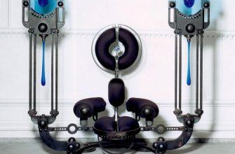 Индастриал-дизайн мебели от Roberto Fallani
