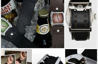 Практичные и необычные часы Happy Hour Watch