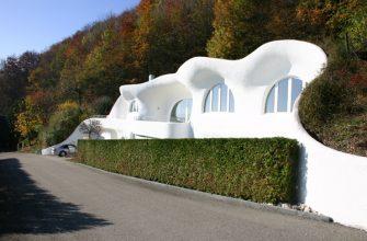 Peter Vetsch - архитектор земляных домов