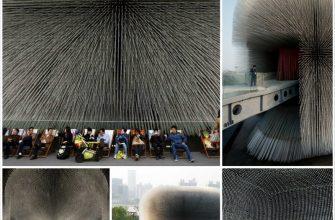 Британский павильон на выставке ЭКСПО 2010 В Шанхае