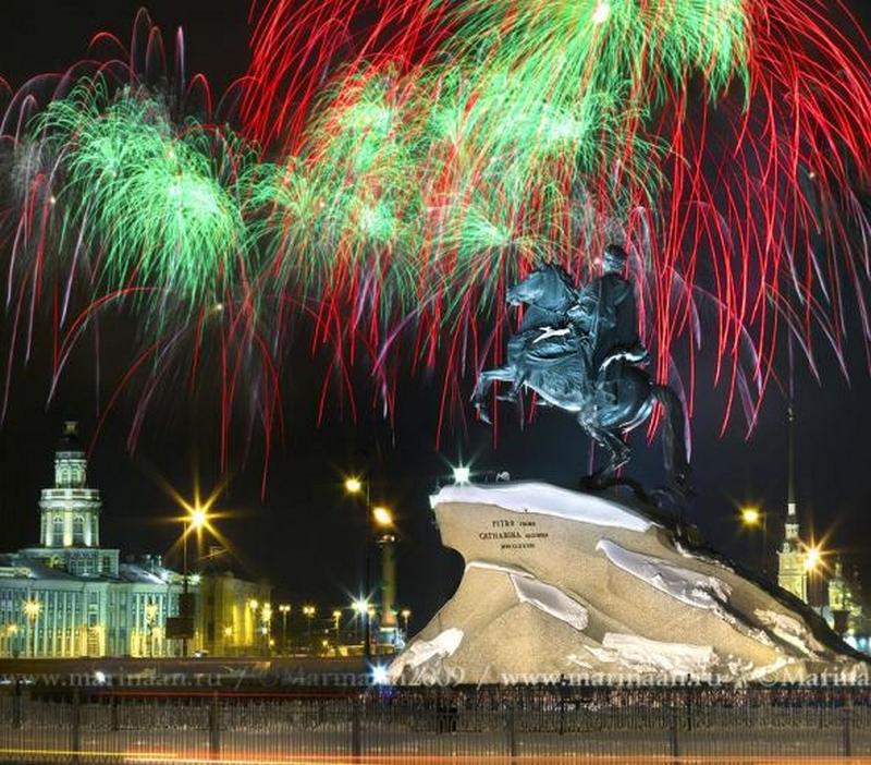 Санкт-Петербургу – 307 лет!
