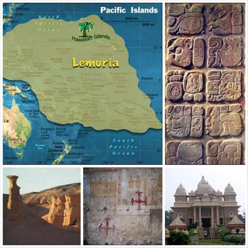 10 древних цивилизаций