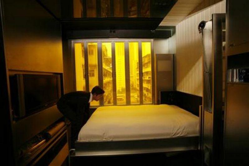 24 комнаты в одной комнате-трансформере 3