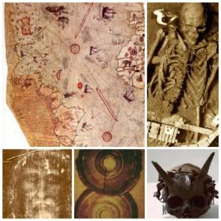 Необъяснимые находки археологии