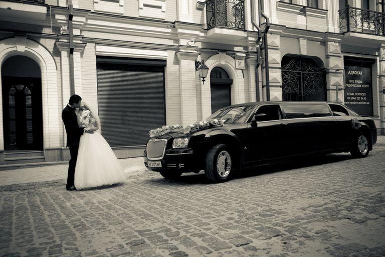 Фотосъемка свадебного кортежа: особенности