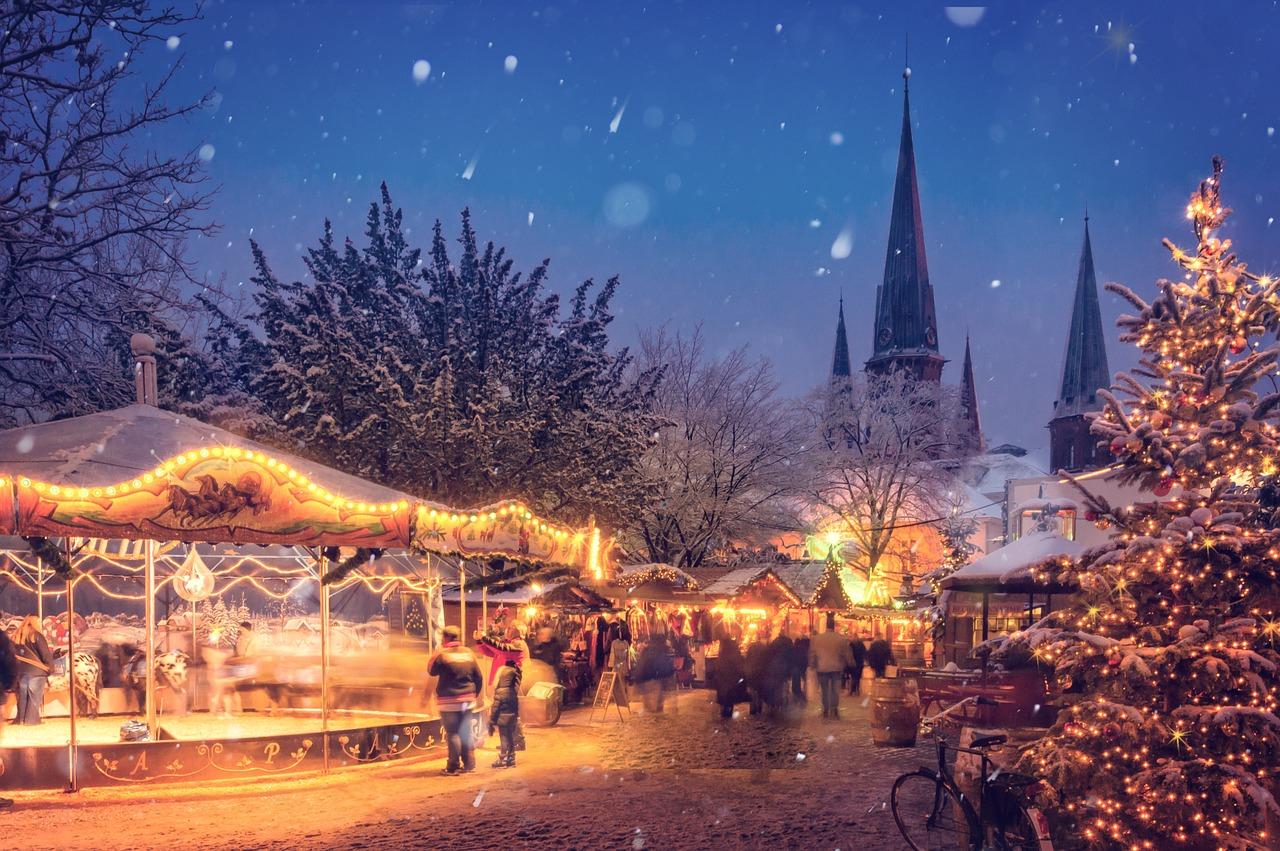 Germany Christmas Fair photo