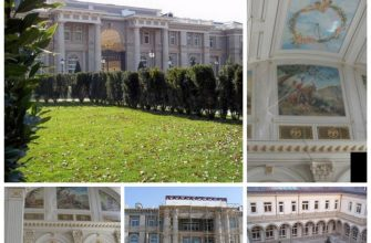 Новая летняя резиденция Путина рядом с Сочи
