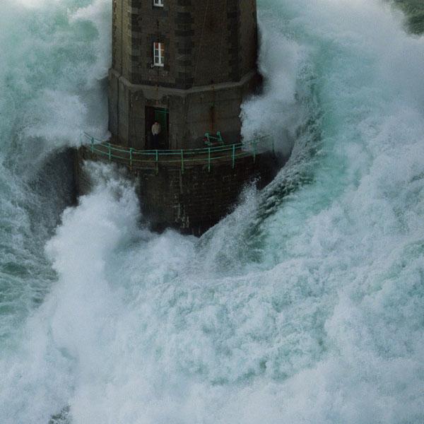 Смотритель маяка Маре во Франции