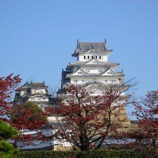 Замок Химедзи Himeji Castle