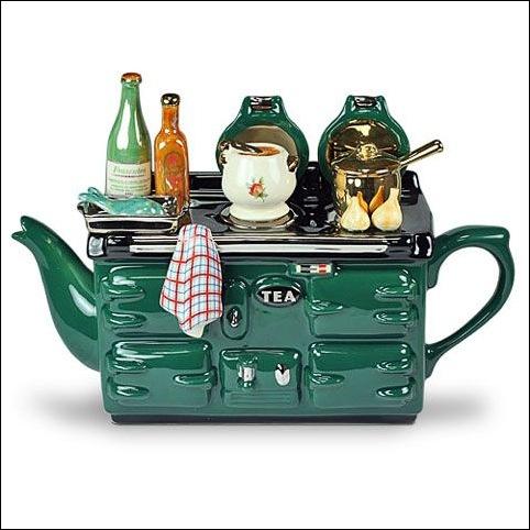 Английский заварочный чайник