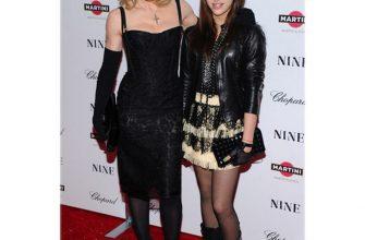 Авторская одежда от Мадонны и её дочери