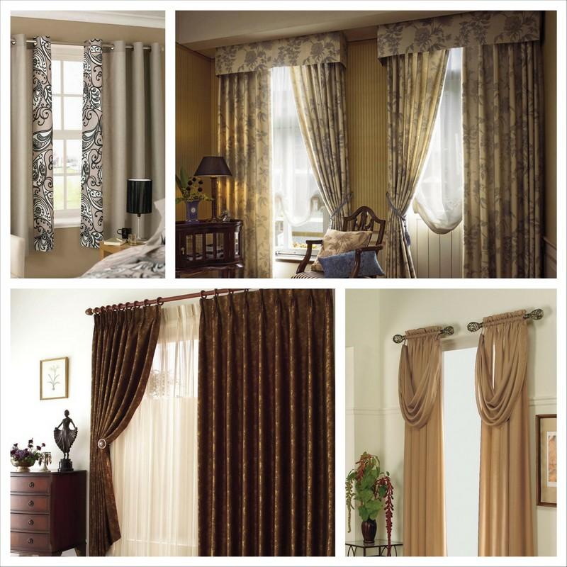 Новые шторы или как быстро обновить дизайн интерьера