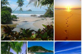 Коста-Рика - лучшие пляжи мира