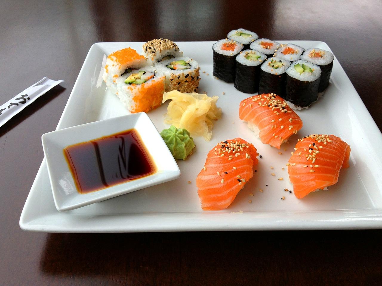 Рецепты - суши