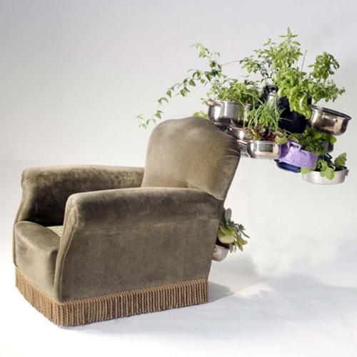 Креативная мебель - Da Morto A Orto
