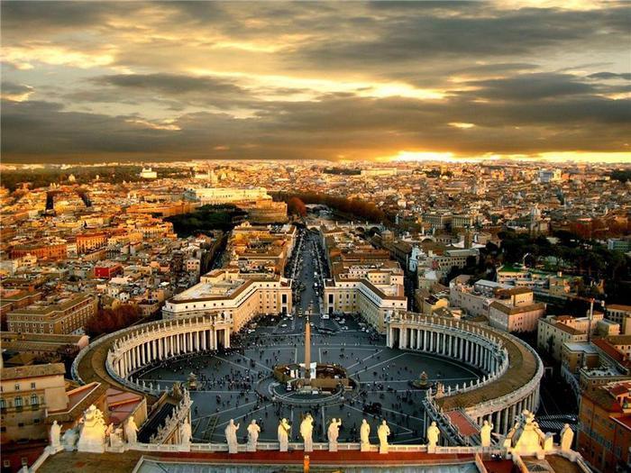 Города Италии фото
