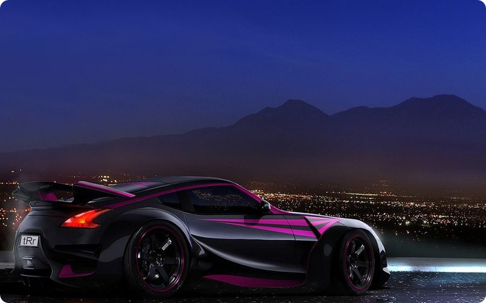 Самые красивые машины (фото)