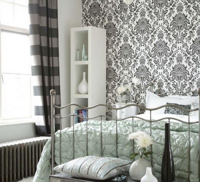 Cовременный интерьер спальни – скандинавский стиль