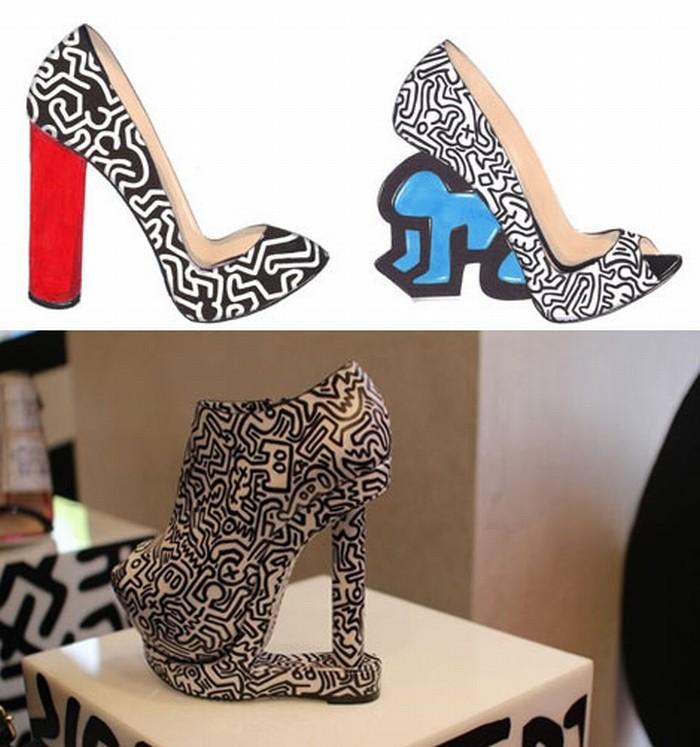 Дизайнерская обувь от Николаса Кирквуда (Nicholas Kirkwood)