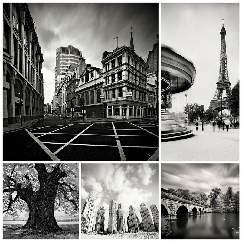 Черно-белые фотографии от Martin Stavars