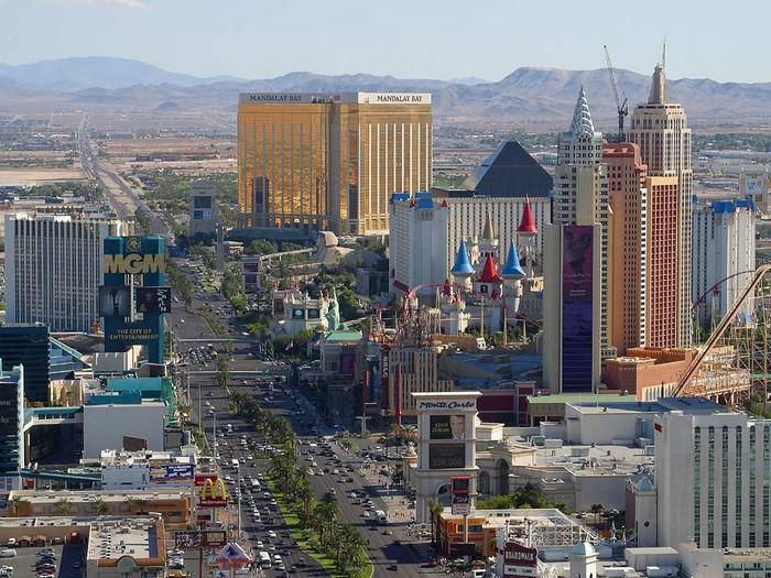 Лас-Вегас - фотопутешествие