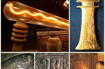 Электричество в древнем Египте - невероятно, но факт!