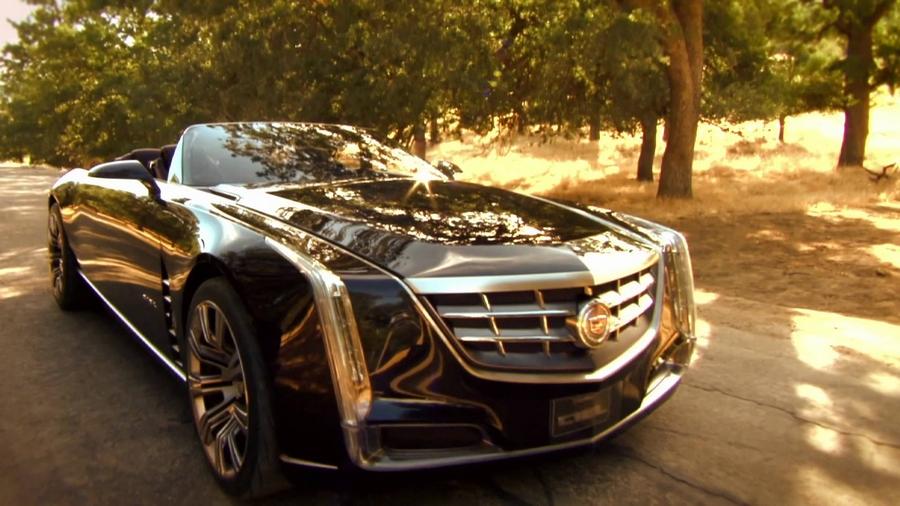 Новый концепт-кар Cadillac Ciel 2