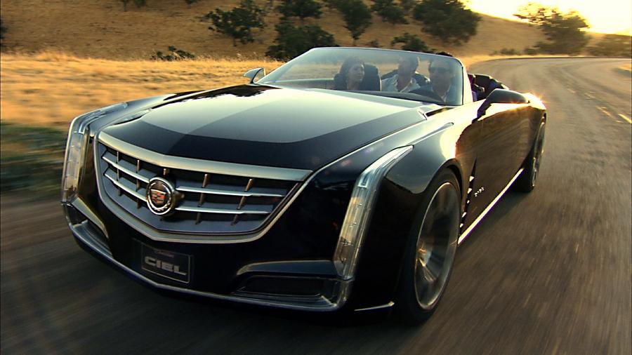 Новый концепт-кар Cadillac Ciel 3