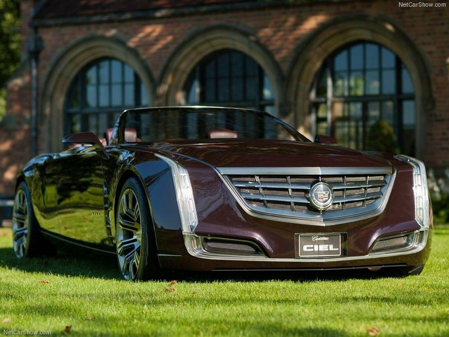 Новый концепт-кар Cadillac Ciel 5