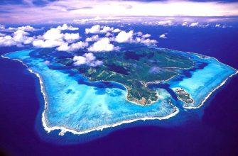 Фото-путешествие на остров Хуахине - Французская Полинезия