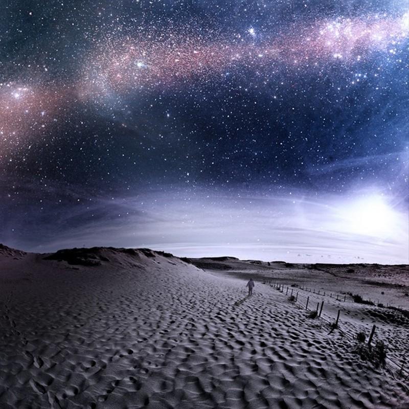 Как фотографировать ночное небо - полезные советы и примеры
