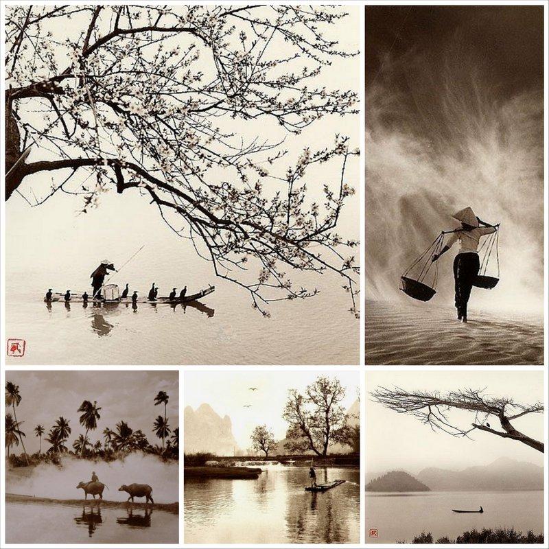 Красивые фото природы от Дон Хонг-Оай