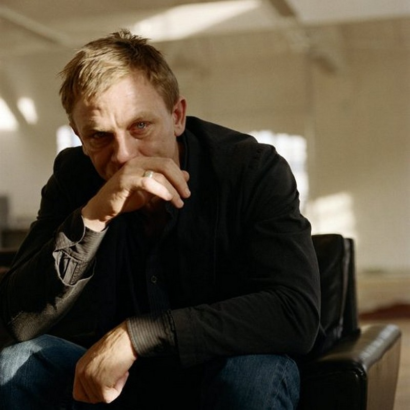 Плачущие мужчины фотографа Сэм Тэйлор-Вуд - Daniel Craig