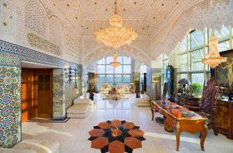 Роскошный арабский стиль в пентхаусе из Майами
