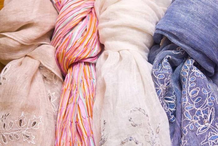 25 вариантов как завязать шейный платок