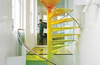 Дизайн квартир - фотографии радужного интерьера