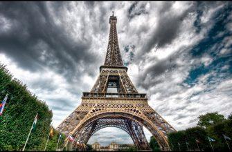 Лучшие фото Парижа в формате HDR