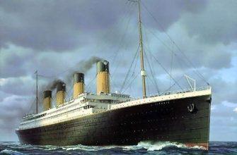 Сто лет назад произошло кораблекрушение Титаника