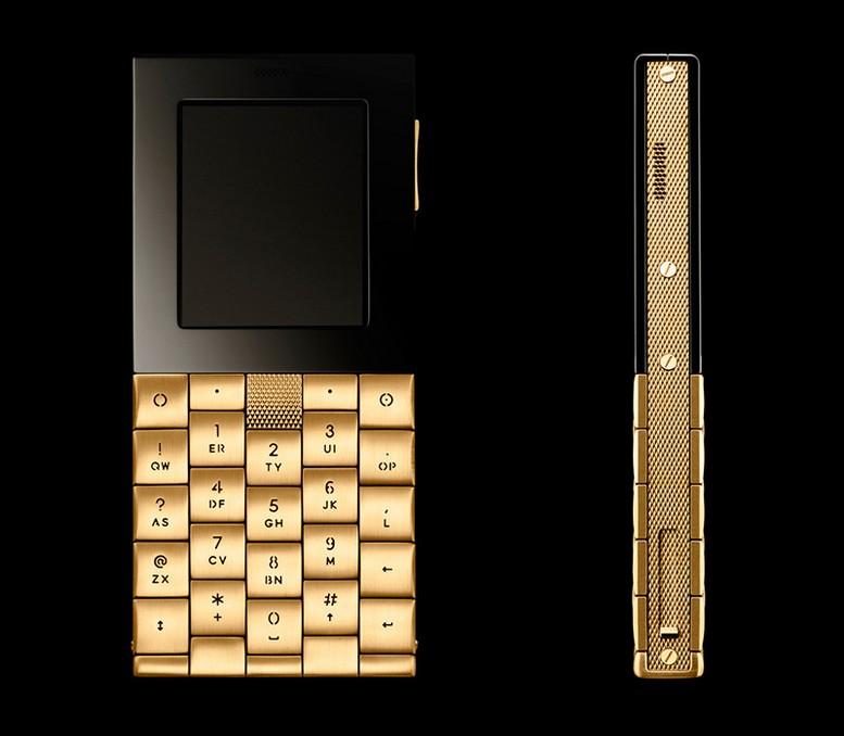 V.I.P. дизайн телефона Yves Behar